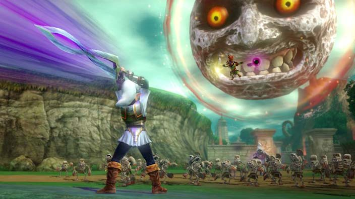 Hyrule Warriors Legends Cia Madswitch