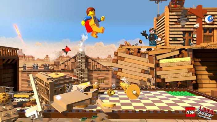 Lego Movie Videogame Cia Madswitch