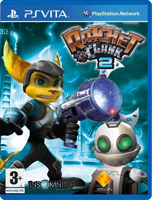 Ratchet & Clank 2 Going Commando