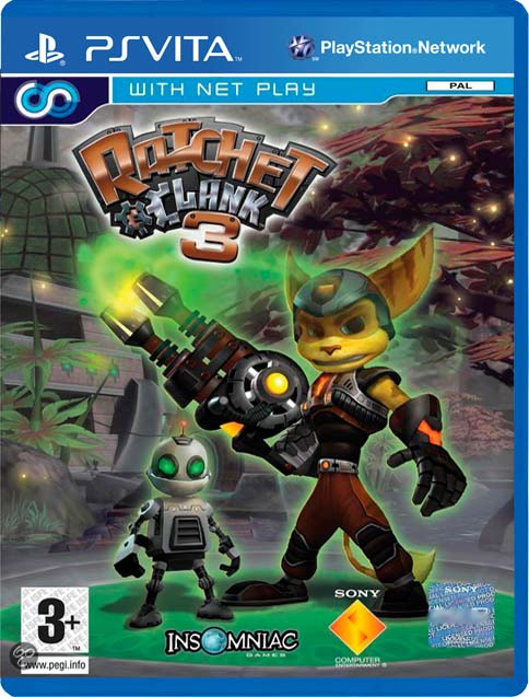 Ratchet & Clank 3 Up Your Arsenal